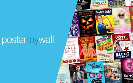 Easy Promotional Posters, Graphics & Videos
