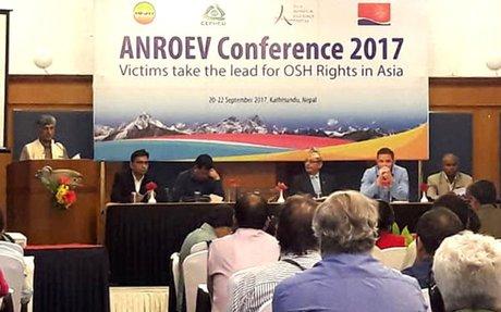 International Conference on OSH kicks off