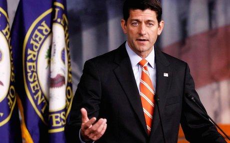 Paul Ryan backs Trump's border wall: 'It is time'