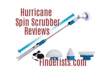 Hurricane Spin Scrubber Reviews - Finderists
