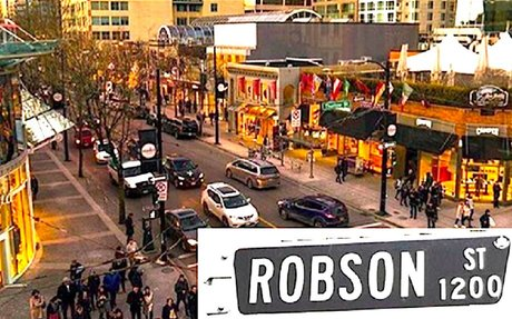 Robson Street to See Resurgence [Feature]