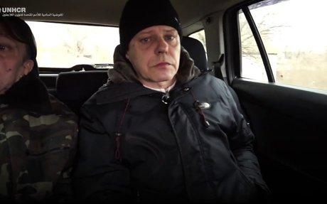 أوكرانيا: عالقون على خط الصراع في دونيتسك