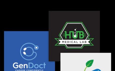 Medical Logo Design, Healthcare Logo Design - ProDesigns