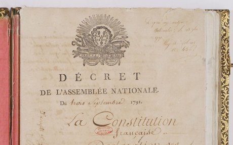 French Constitution of 1791 - Wikipedia