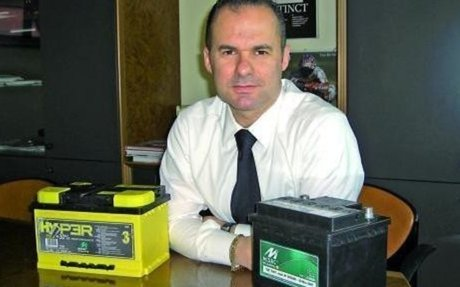 Filippo Girardi, le CEO de Midac, sur le marché