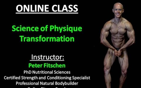 Physique Transformation Class | FITbody and Physique LLC