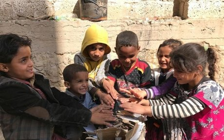 Yemenis displaced by fresh violence face bleak winter