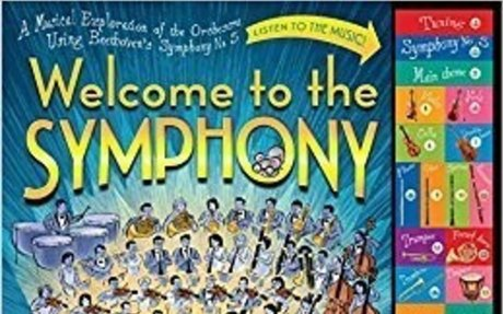 Amazon.com: Welcome to the Symphony: A Musical Exploration of the Orchestra Using Beethove