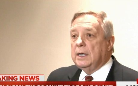 Durbin: Term 'Chain Migration' Painful to African-Americans Because They Migrated to U.S.