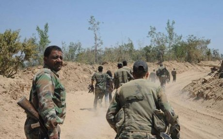 قوات النظام تسيطر على مواقع جديدة في بلدة زبدين بالغوطة الشرقية لدمشق - آرانيوز