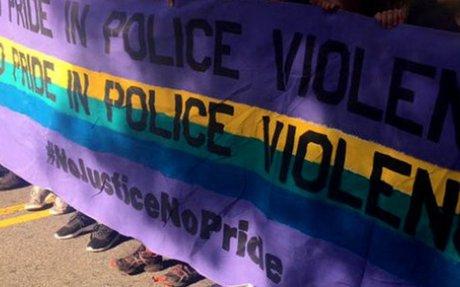 Protesters Disrupt DC Pride Parade [VIDEO]