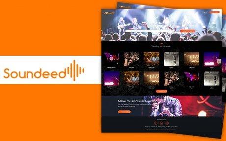 Audio Streaming Software, SoundCloud Clone, SoundCloud Clone Script   ClonesCloud