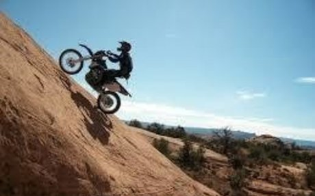Dirt bike rider that is what I am