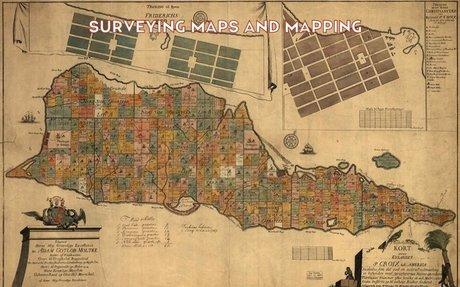 Surveyor Maps - Surveyor Photos tagged 'map'