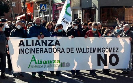 Madrid plans to phase out incineration by 2025