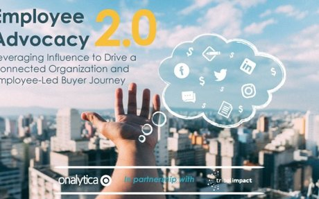 Leveraging Influence To Drive A Connected Organisation #EmployeeAdvocacy