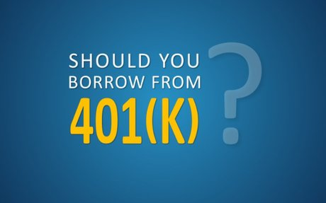 The Pros and Cons of 401(k) Loans