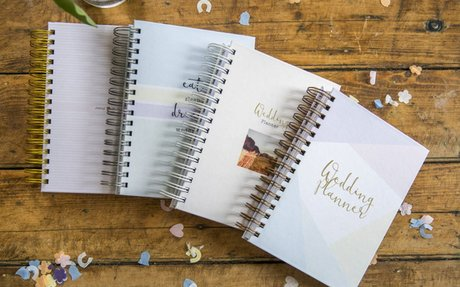 Wedding Planner Book | Completely Customisable & Made in the UK