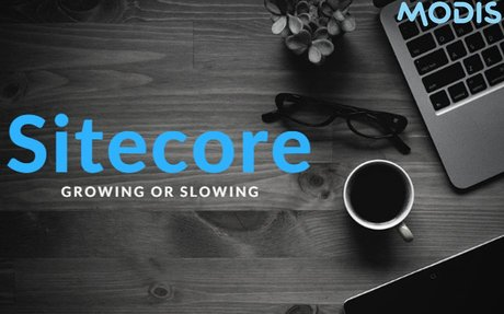 Sitecore - Growing or Slowing -  BY ME