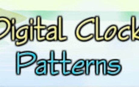 Digital Clock Missing Times | Telling Time Game