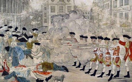 STUDENT The Boston Massacre