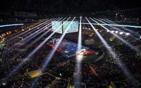 League of Legends World Championship - Wikipedia