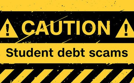 Government cracks down on student debt relief scams