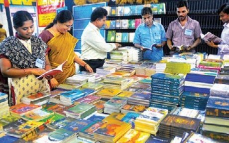 At 40, Chennai Book Fair keeps up with the times