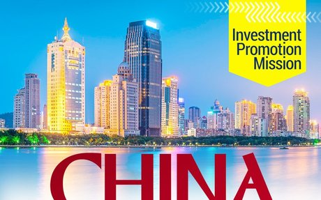 Investment Promotion Mission to China - Ghana Investment Promotion Centre (GIPC)