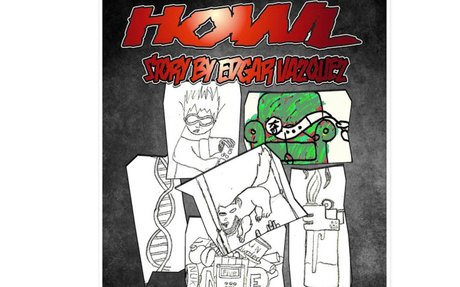 HOWL by Edgar, age 11