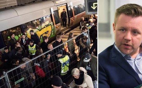 EU-parlamentets nya besked: Gränskontrollerna är olagliga