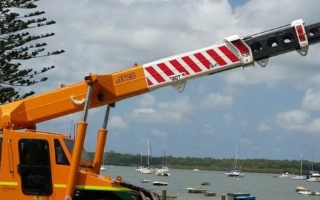 Best Mobile Crane Services in Bangalore | Machinery Movers
