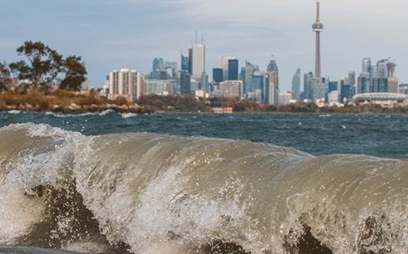 Water waves can have literally seismic impacts