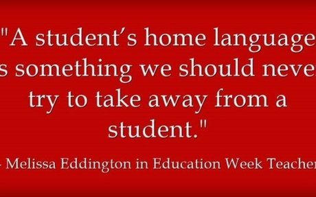 Response: ELL Students' Home Language Is an Asset, Not a 'Barrier'