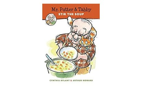 *Mr. Putter & Tabby stir the soup