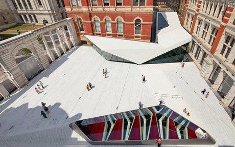 Investissements en série dans les musées londoniens