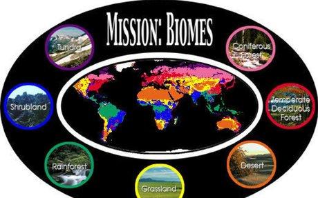 Biomes Arizona.edu