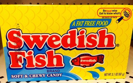 The 11 Fun Facts About Swedish Fish We Bet You Didn't Know