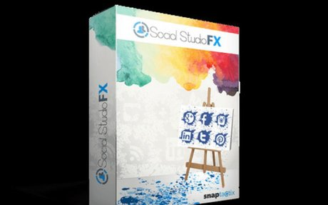 Social Studio FX – Best Social Media Graphics Design Software