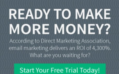AWeber is an opt-in email marketing service trusted by over 100,000+ small businesses