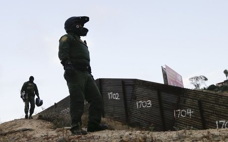 Trump to send National Guard to US-Mexico border