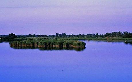 Lakes In Denmark