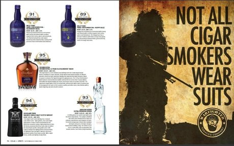 Cigar & Spirits Magazine Sept/Oct