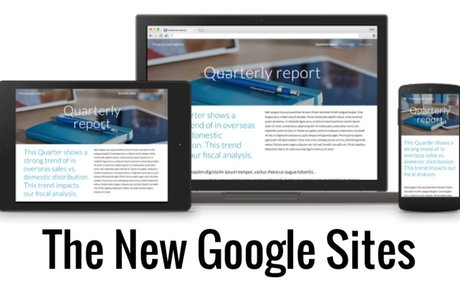 Google Sites Demo and Q&A