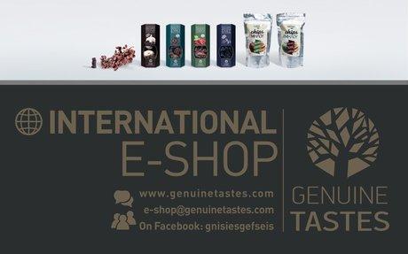 Genuine Tastes Ε-Shop on ebay.com