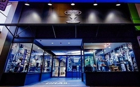 Sneaker Concept GRAIL Launches 1st Location in Canada