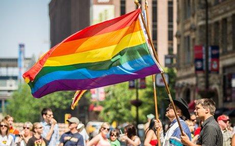 Derechos de Lesbianas y de Homosexuales