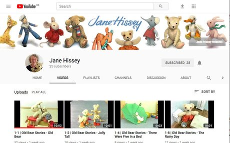 Jane Hissey's Official YouTube Channel