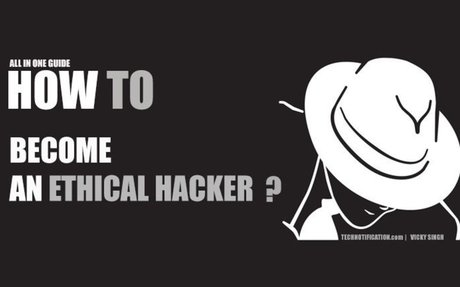 Learn Hacking | How to Become an Ethical Hacker ?