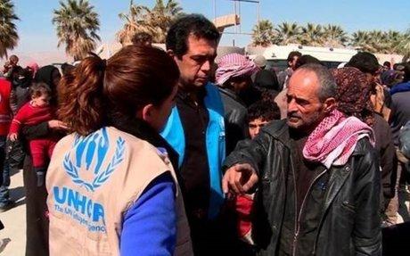 نزوح المزيد من الغوطة الشرقية مع احتدام القتال